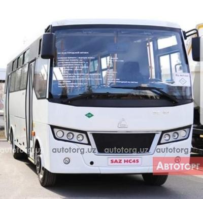 Спецтехника автобус городской Isuzu Автобус HC45 Исузу в наличии 2020 года за 525 000 000 сум в городе Ташкент
