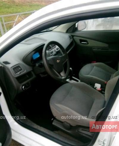 Автомобиль Chevrolet Cobalt 2014 года за 5000 $ в Ташкенте
