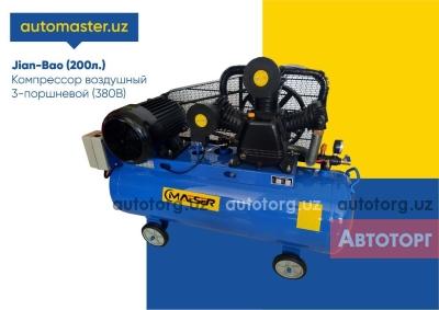 Спецтехника компрессор Т Компрессор воздушный 3-поршневой 200 л. 2020 года за 7 000 000 сум в городе Ташкент