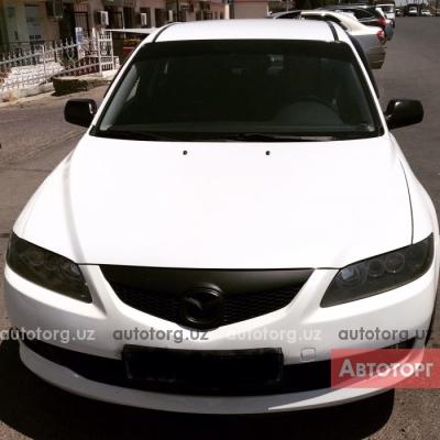Автомобиль Mazda 6 2007 года за 8000 $ в Ташкенте
