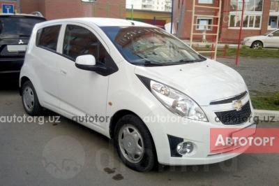 Автомобиль Chevrolet Spark 2014 года за 7900 $ в Ташкенте