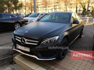 Автомобиль Mercedes-Benz C 180 2016 года за 42000 $ в Ташкенте