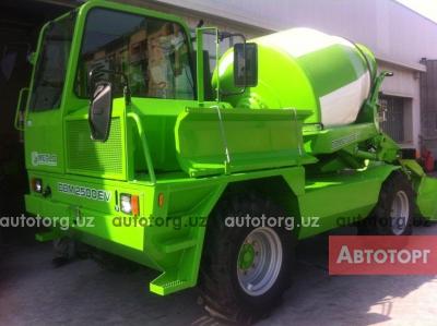 Спецтехника автобетоносмеситель Merlo dbm2500 2015 года за 71 000 $ в городе Бухара