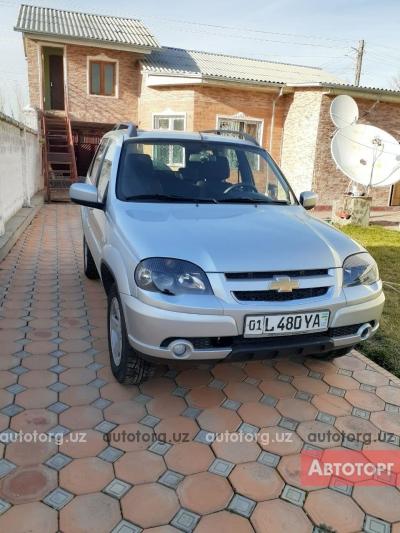 Автомобиль Chevrolet G 2016 года за 10500 $ в Ташкенте