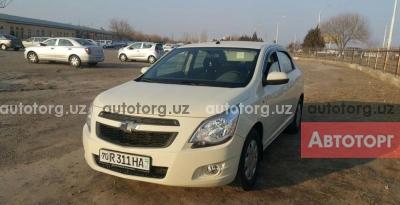 Автомобиль Chevrolet Cobalt 2014 года за 8500 $ в Бухаре