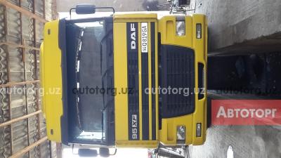Спецтехника DAF Xf 420 в Янгикурган