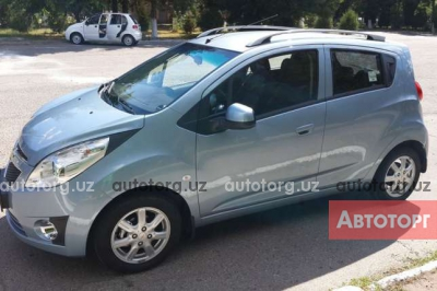 Автомобиль Chevrolet Spark 2015 года за 5500 $ в Ташкенте