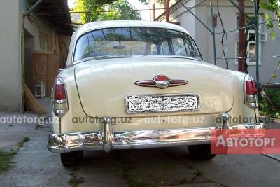 Автомобиль ГАЗ 21 1958 года за 8000 $ в Ташкенте
