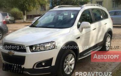 Автомобиль Chevrolet Captiva 2015 года за 20300 $ в Ташкенте