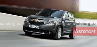 Автомобиль Chevrolet Orlando 2014 года за 16700 $ в Ташкенте