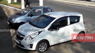 Автомобиль Chevrolet Spark 2015 года за 8800 $ в Ташкенте