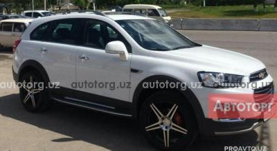 Автомобиль Chevrolet Captiva 2016 года за 26000 $ в Ташкенте