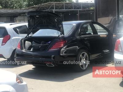 Автомобиль Mercedes-Benz S 400 2001 года за 27500 $ в Ташкенте