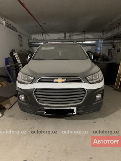 Автомобиль Chevrolet Captiva 2017 года за 29500 $ в Ташкенте