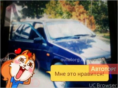 Автомобиль ВАЗ 21099 1998 года за 2000 $ в Ташкенте