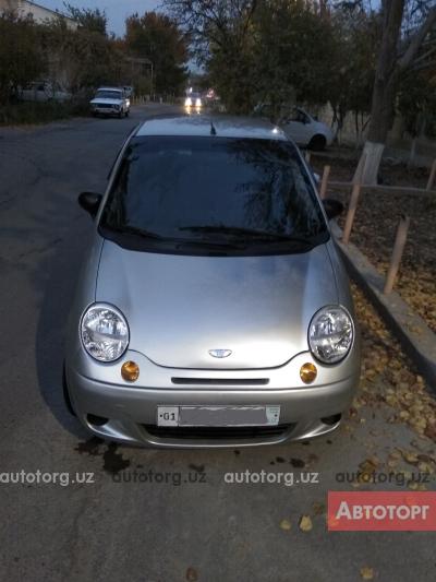 Автомобиль Daewoo Matiz 2008 года за 4000 $ в Ташкенте