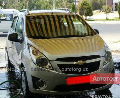 Автомобиль Chevrolet Spark 2012 года за 5300 $ в Ташкенте