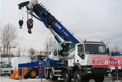 Спецтехника автокран Iveco C900SP 2017 года за 552 000 $ в городе Ташкент