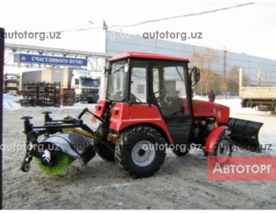 Спецтехника снегоуборщик МТЗ Машина уборочная МУ-320М 2019 года за 1 $ в городе Ташкент