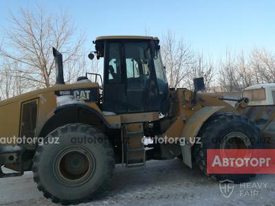Спецтехника погрузчик Caterpillar 950H 2007 года за 497 569 868 сум в городе Ташкент