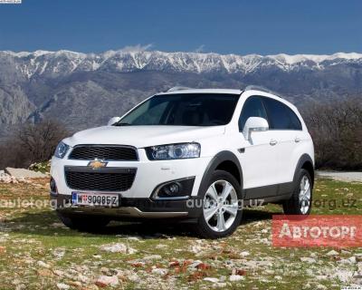 Автомобиль Chevrolet Captiva 2015 года за 27000 $ в Ташкенте