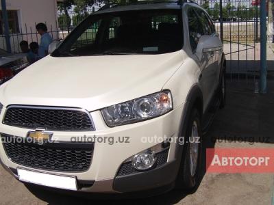 Автомобиль Chevrolet Captiva 2014 года за 18800 $ в Ташкенте