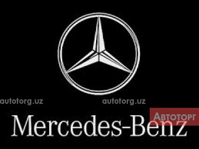"""Автосалон """"Mercedes-Benz"""" в городе Ташкент"""