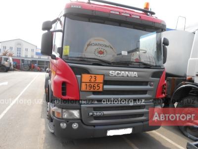 Спецтехника Scania P 380 в Ташкент
