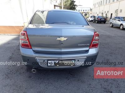 Автомобиль Chevrolet Cobalt 2013 года за 9800 $ в Фергане
