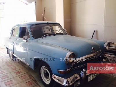 Спецтехника автобус городской Mercedes-Benz Волга 1958 года за 4 000 $ в городе Навои