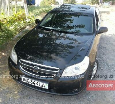 Автомобиль Chevrolet Epica 2010 года за 8800 $ в Бекабаде