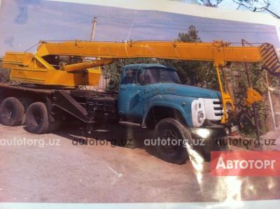 Спецтехника автокран ЗиЛ автокран 1987 года за 17 000 $ в городе Бухара