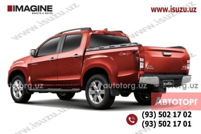 Автомобиль Isuzu D-Max 2020 года за 35568 $ в Ташкенте