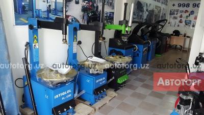 Магазин автосервисного оборудования. Шиномонтажное... в городе Ташкент