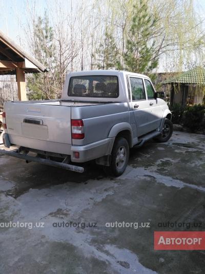 Автомобиль УАЗ Patriot 2009 года за 10000 $ в Ташкенте