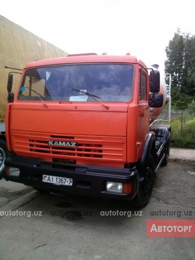 Спецтехника автобетоносмеситель КамАЗ 65115 2009 года за 10 000 $ в городе Ташкент