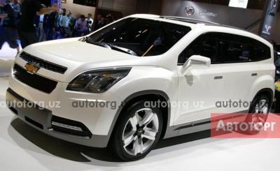 Автомобиль Chevrolet Orlando 2014 года за 1550 $ в Ташкенте