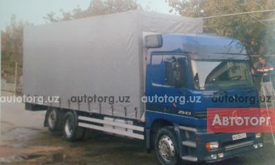 Спецтехника Mercedes-Benz actros в Бухара