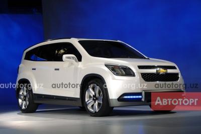 Автомобиль Chevrolet Orlando 2015 года за 16000 $ в Ташкенте