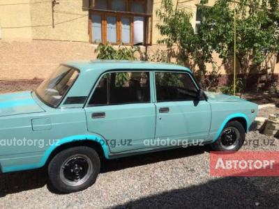 Автомобиль ВАЗ 2107 1985 года за 1200 $ в Ташкенте