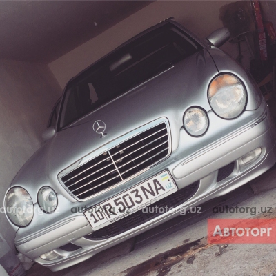 Автомобиль Mercedes-Benz E 270 2000 года за 9500 $ в Ташкенте