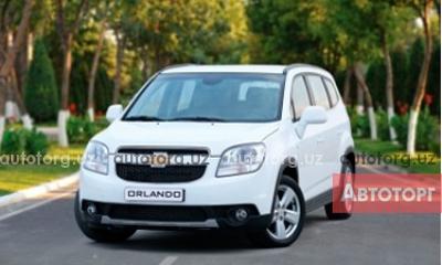 Автомобиль Chevrolet Orlando 2014 года за 14200 $ в Ташкенте