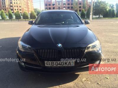 Автомобиль BMW 535 2012 года за 1 $ в Ташкенте