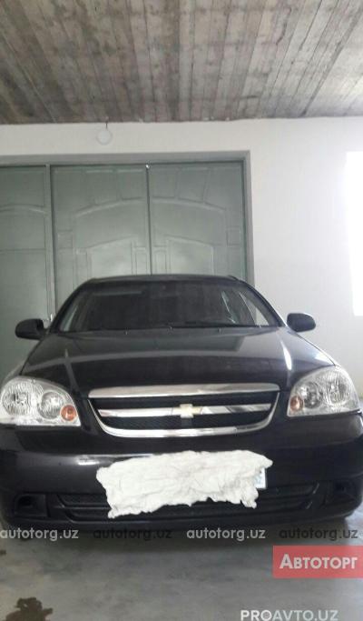 Автомобиль Chevrolet Lacetti 2012 года за 7700 $ в Ташкенте
