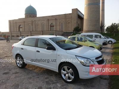 Автомобиль Chevrolet Cobalt 2015 года за 7600 $ в Ташкенте