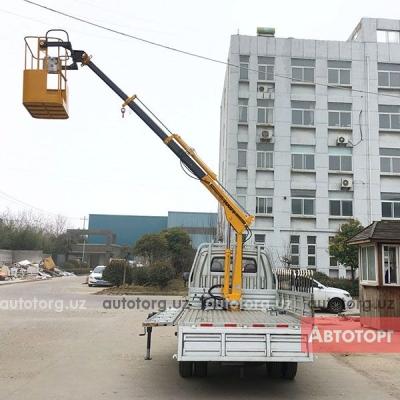 Спецтехника манипулятор Sinotruk CDW 1030 2019 года за 20 000 $ в городе Ташкент