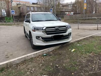 Автомобиль Toyota Land Cruiser 2019 года за 90000 $ в Ташкенте