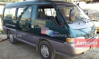 Спецтехника автобус другой Hyundai grace 1995 года за 12 000 $ в городе Андижан