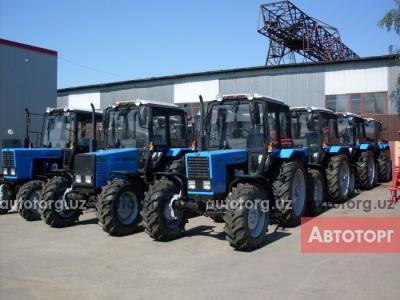 Спецтехника трактор Беларус -82.1 2018 года за 1 $ в городе Ташкент