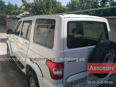Автомобиль УАЗ Patriot 2015 года за 13299 $ в Ташкенте